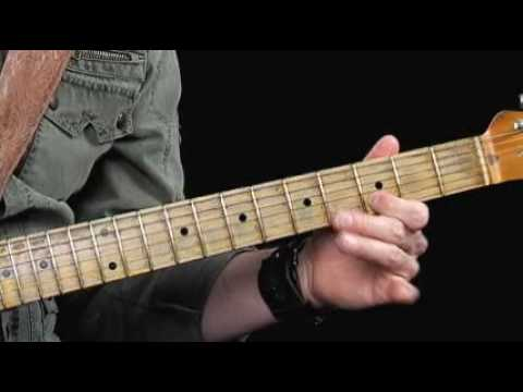Guitar Lessons - Sweet Notes - Bm7 E D A - Rock Progression