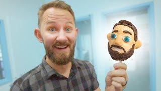 DIY Custom Youtuber Cake Pops!