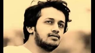 Gulabi aankhen jo teri dekhi - Unplugged cover by Atif Aslam
