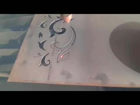 Industrial Cnc Plasma Machine