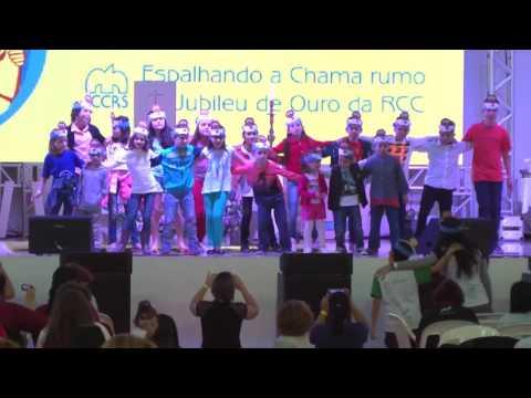XVI Congresso Arquidiocesano   Apresentação das Crianças