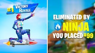 FORTNITE EXPECTATIONS vs. REALITY CHALLENGE!