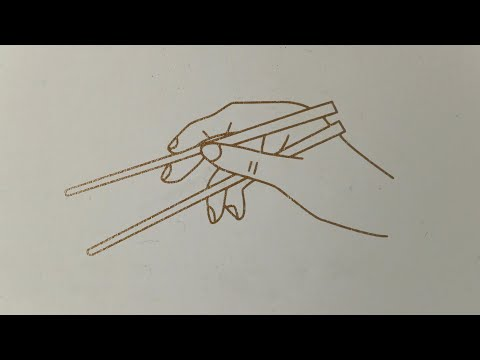 Why Does a Third of the World Population Uses Chopsticks?
