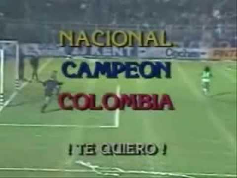 Atlético Nacional campeón de la Libertadores 1989 y el primer título para Colombia image