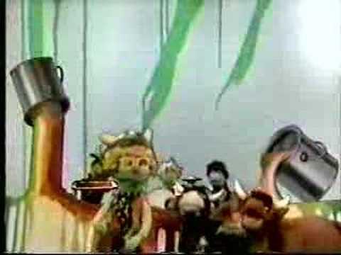 Classic Sesame Street - Wet Paint song