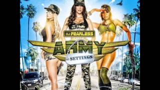 DJ FearLess Army Settings Mixtape