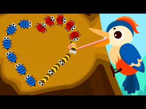 Fun Baby Panda Kids Games - Play Friends Of The Forest Fun Interact With Forest Animals Learn Colors