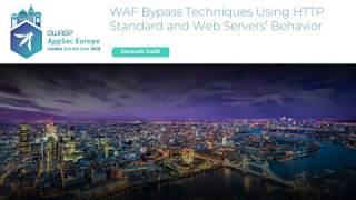how to bypass waf using sqlmap - Kênh video giải trí dành