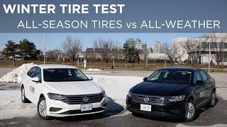 Comparing All-Season tires with All-Weather tires | Driving.ca