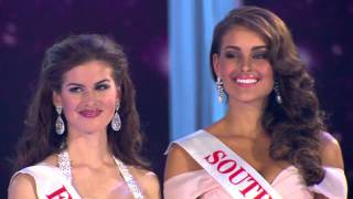 Miss World 2014 crowning moment