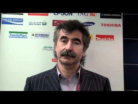Post Match Interview: Vadim Abramov (Uzbekistan)