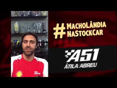 Macho-Lândia na Stock Car