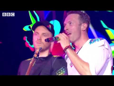 Coldplay   Adventure Of A Lifetime Glastonbury 2016