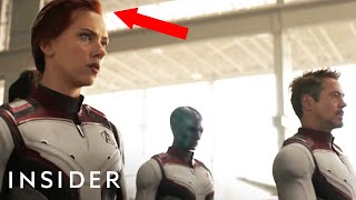 Everything You Missed In The 'Avengers: Endgame' Trailer