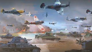 Полковые бои в War Thunder