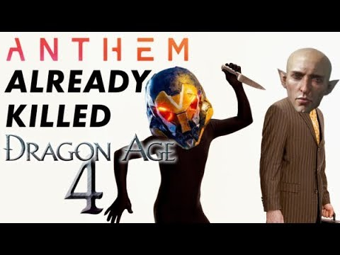 Anthem Already Killed Dragon Age 4 - Inside Gaming Daily