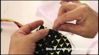 Agua Bendita Swimwear - How A Couture Bikini Is Made