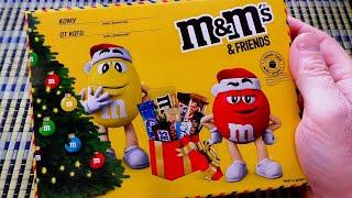 У Макса 1,39 тыс. подписчиков Новогодний набор шоколад из 90х от M&M's Целый Новогодний набор от маленьких друзей 90х  M&M's Сникерс,  Баунти, Милки вей, Марс, твикс.  Набор по некоей причине новогодний, что не мешает ему