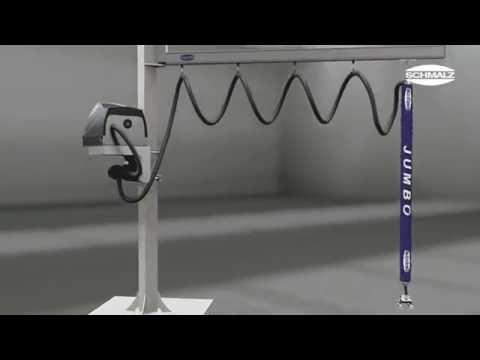Vacuum Tube Lifter Jumbo Flex