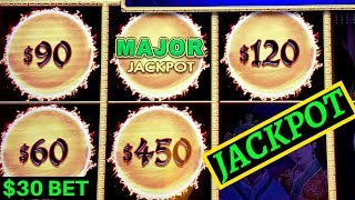 High Limit   Dragon Link Slot Machine $30 Bet ✪HANDPAY JACKPOT✪ |Dragon Link Golden Century HUGE WIN