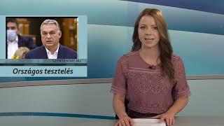 Szentendre Ma / TV Szentendre / 2020.11.20.