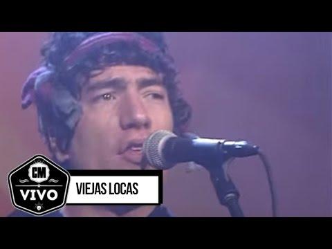 Viejas Locas video CM Vivo 1999 (Remasterizado) - Show Completo