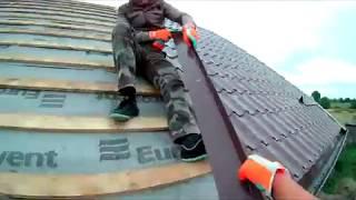 ремонт кровли  ремонт крыши как не стоит делать крышу