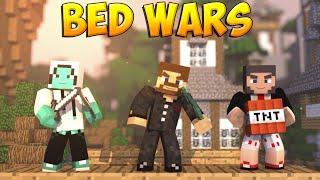 Minecraft Bed Wars #18 - Самый жесткий соперник!