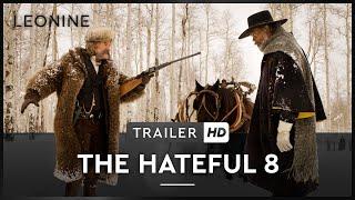 The Hateful 8 Film Trailer