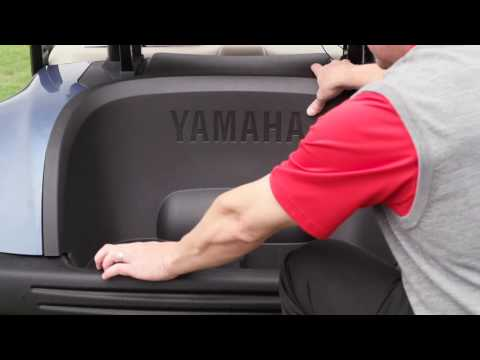 2021 Yamaha Drive2 Fleet AC in Cedar Falls, Iowa - Video 4