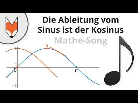 Cover: Die Ableitung vom Sinus ist der Kosinus (Mathe-Song) - YouTube