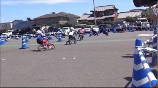 2018.06.16鈴鹿ランニングバイク大会イオンモール鈴鹿CUPRound35歳クラスA決勝