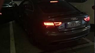 AUDI RS5 | Loud Revs in Berliner Parkhaus #14