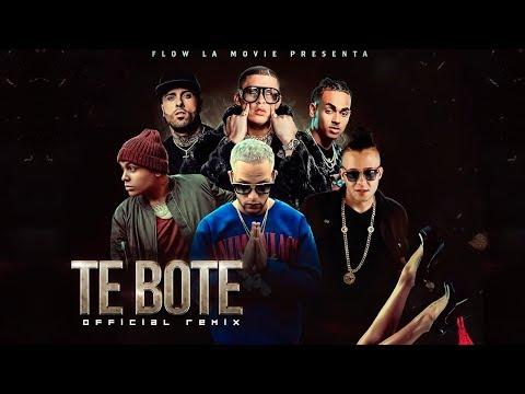 Te bote Remix - Bad Bunny, Ozuna, Nicky Jam, Darell, Nio garcia, Casper Mágico