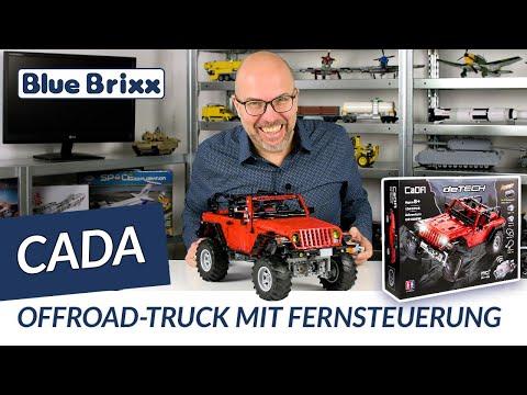 Off-Road-Truck mit Fernsteuerung