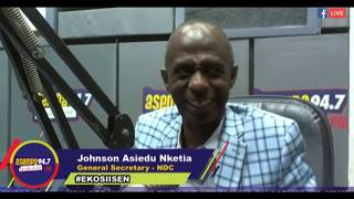 Groupe Nduom suffering because they mixed politics with business - Asiedu Nketia