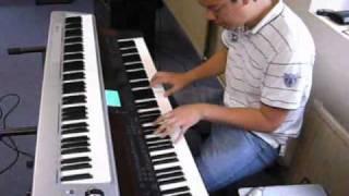 Daniel Merriweather - Change (Piano Cover)