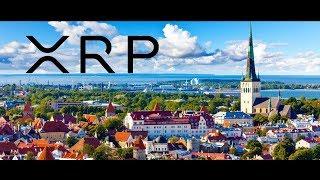 Estonia Goes Digital. Great For XRPUnited!!