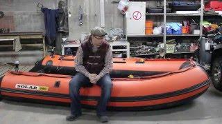 Цвета лодок солар 380
