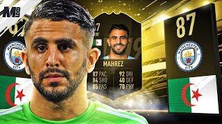 FIFA 19 SIF MAHREZ REVIEW | 87 SIF MAHREZ PLAYER REVIEW | FIFA 19 ULTIMATE TEAM