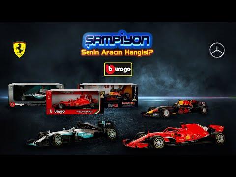 Formula 1 Heyecanı Pistlerden Evlere Taşındı! Senin Aracın Hangisi?