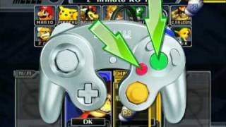 How to Play as Master Hand on Smash Brothers Melee