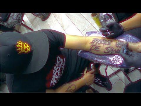 Primer Tatuaje BDS 💀 !!