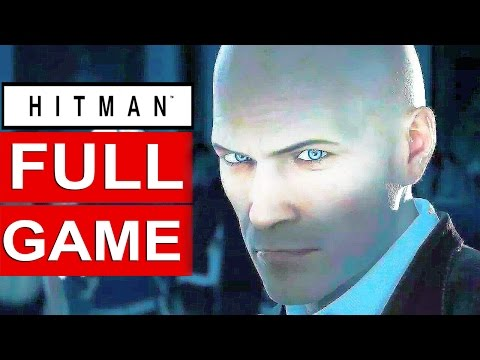 Hitman Gameplay Walkthrough Part 1 [1080p HD] - No Commentary (The Show Stopper) PARIS (FULL GAME)