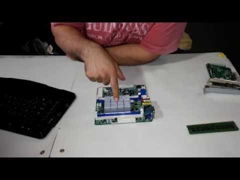 Asrock C2750D4I Mini Itx Server Board 8 Core CPU 12 Sata Ports