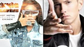 "SkylaHeavens feat Eminem ""HOT METAL"""