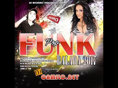 Cd Pop Funk Balada 2017 Vol 01