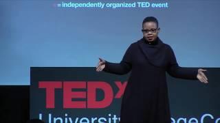 Direct Provision: Making the provision work for you!   Vella Nqobizitha   TEDxUniversityCollegeCork
