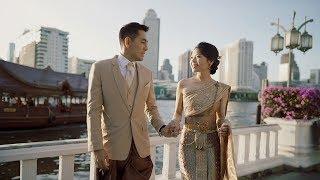 Wedding Engagement Anne & Nicholas At Sala Rim Naam Mandarin Oriental Hotel | ศาลาริมน้ำ โอเรียนเต็ล