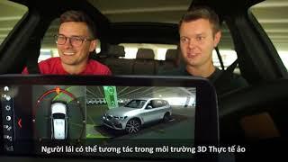 Xem camera 3D Thực tế ảo trên BMW X3 2018